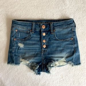 AE High-Waisted Shorts